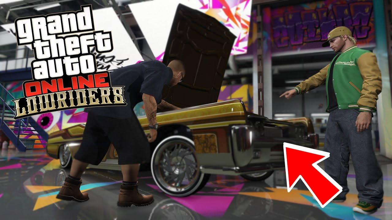new car game release dateGTA 5 Online LOWRIDERS UPDATE PART 2 DLC Release Date NEW Cars