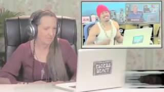 Elders React to Celebrities Reacting to Parents Reacting to College Students Reacting to Teens React