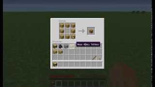 Minecraft - Ne Nasıl Yapılır - Genel Eşyalar