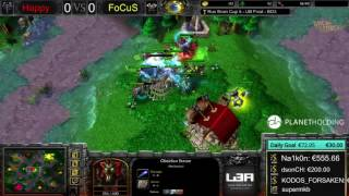 Rus Brain Cup 5 - UB Final: Happy (U) vs. FoCuS (O)