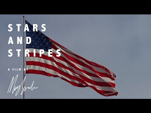 STARS AND STRIPES a film by mary spender