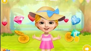 Play Learn Making Juice Lemonade Colors Fun Baby Girl Summer Camp Game for Children
