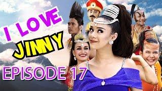 "Download Video I Love Jinny Episode 17 ""Gawat Paman Sam Datang"" MP3 3GP MP4"