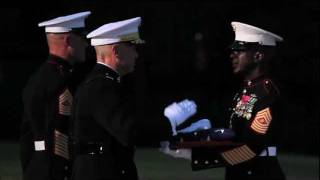New Sergeant Major of the Marine Corps takes post