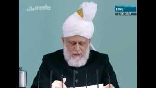 2011-11-18 Eine Korrektur und ein Nachruf auf Sahibzadi Amatul Naseer