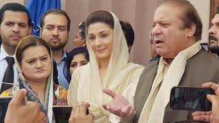 I have been told Nawaz Sharif is unwell: Maryam Nawaz