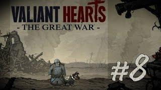 Valiant Hearts приключения на Android и iOS (часть 8)