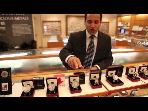 Canadian Coin & Currency - Royal Canadian Mint Launch (Sept 9, 2013)