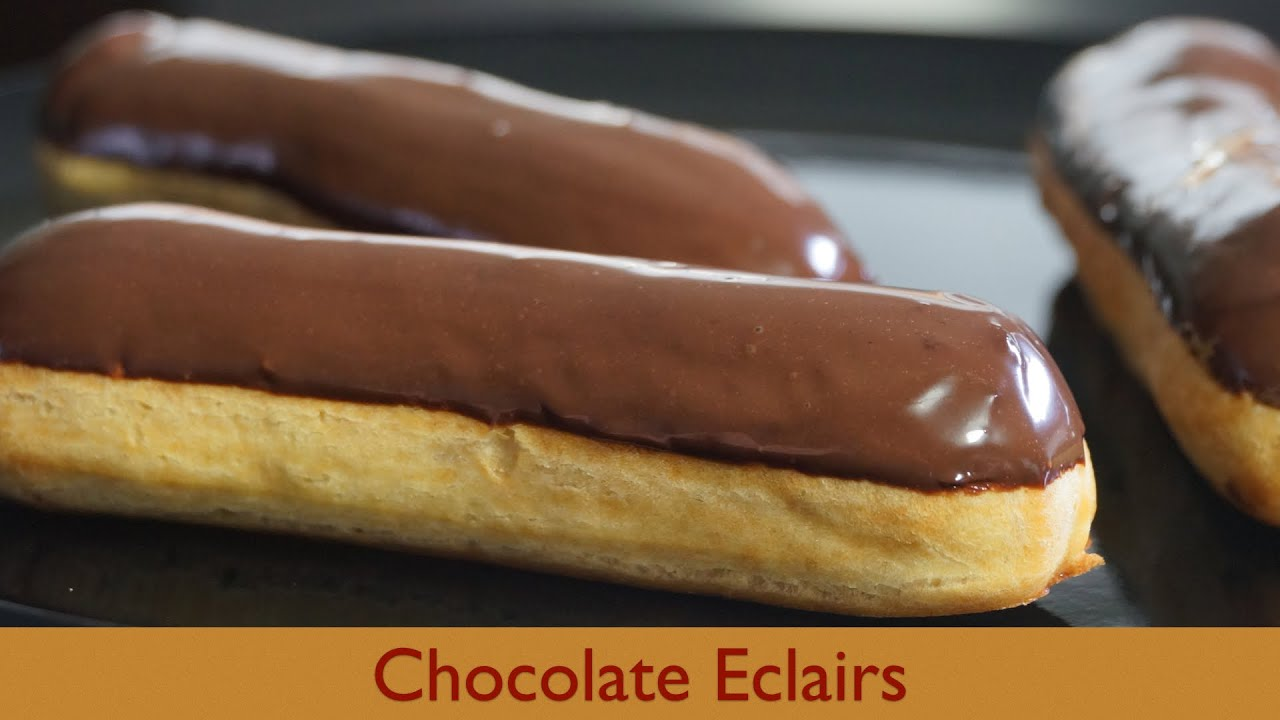How to cook eclairs 78