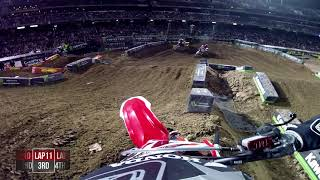 GoPro: Cole Seely Main Event 2018 Monster Energy Supercross from Oakland