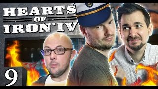 Hearts of Iron IV - Spanish Armada #9 - What A Carve Up