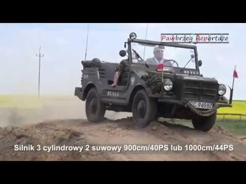 Auto Union Munga - Międzynarodowy Zlot Pojazdów Militarnych Wapienniki 2016