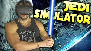 STAR WARS SIMULATOR en Realidad Virtual | HTC Vive