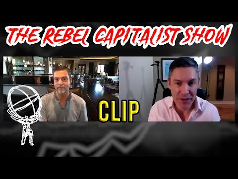 Raoul Pal: Scarcity (Bitcoin Vs Dollar), Monetary System, Labor Force, Wages, Demographics (RCS 116)
