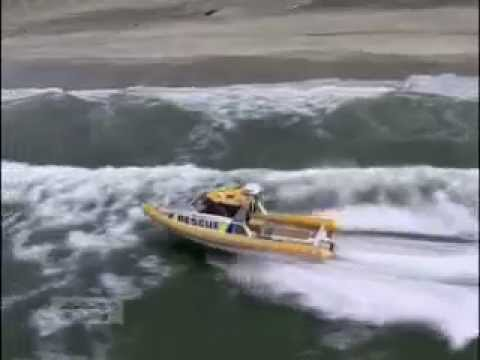 "AMF QRV ""Quick Response Vessel"" Rescue Craft"