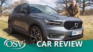Volvo XC40 2018 In-Depth Review   OSV Car Reviews