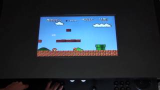 Video Game Arcade Coffee Table