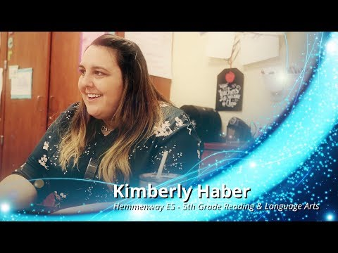 Hemmenway Elementary School -Kimberly Haber