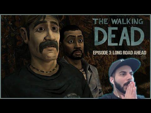 The Walking Dead - Episode 3  - Long Road Ahead - Telltale Games