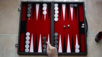 #2 - Backgammon & Tavla - Eröffnungswürfe & Wurfkombinationen 1/3