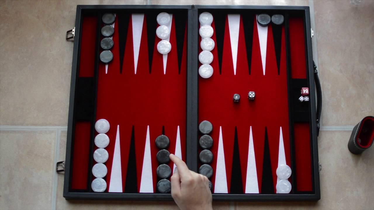2 Backgammon Tavla Eroffnungswurfe Wurfkombinationen 1 3
