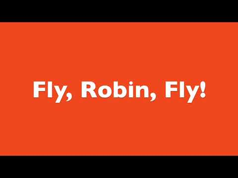 Fly Robin Fly 1