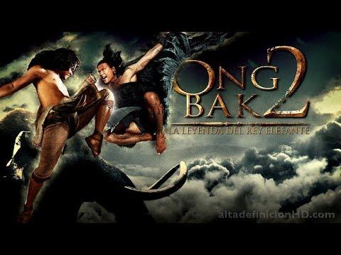 Ong Bak 2: La leyenda del Rey Elefante - Trailer ING