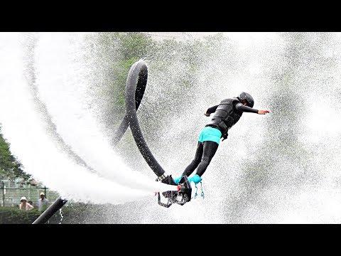 フライボード選手権2018 & フライボードガール~Flyboard Japan Championship~