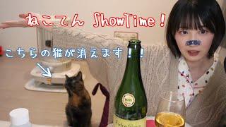【動画】酔っ払いのイリュージョン