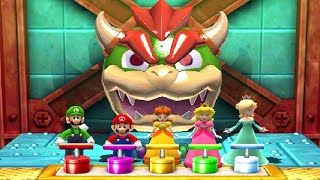 Mario Party: The Top 100 - All Free-For-All Minigames (Peach)