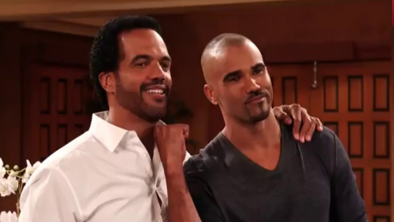 SHEMAR MOORE Mourns 'Young and Restless' Co-Star KRISTOFF ST. JOHN 'He Embraced Me Li