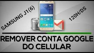 DESBLOQUEIO DE CONTA GOOGLE SAMSUNG J1 (6) 120H/DS...Sem PC