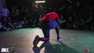 Omar, Lil John, Stellz, Qreus, Chille - Pokaz sędziów na B-Boy City XXIV