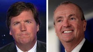 Tucker: NJ governor's priority is illegals, not his citizens