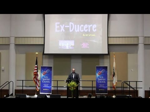 10th U.S. Spiritist Symp: Education: an Act of Love by Daniel Assisi