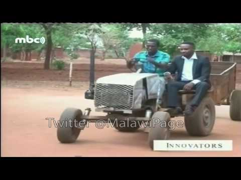 A Malawian makes a Tractor, Lilongwe, Malawi, Innovators & Achivers