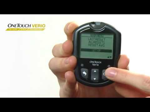 how to change date on onetouch ultramini