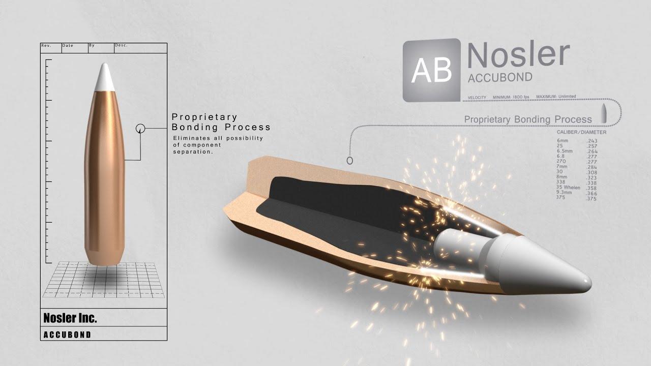 Nosler's AccuBond Bullet