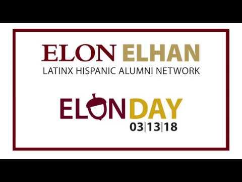 Elon Latinx Hispanic Alumni Network - Elon Day 2018
