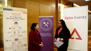 Interview with Ms Patricia Bunye, President Diwata-Women in Resource Development, Philippines