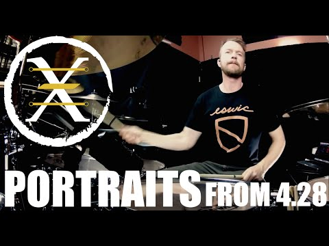 Portraits - From 4.28 - Drum Studio Session
