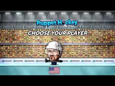 Puppet Ice Hockey: 2014 Cup - trailer