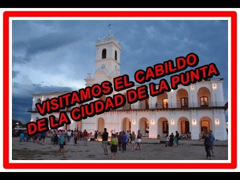 CABILDO DE LA CIUDAD DE LA PUNTA  -  SAN LUIS