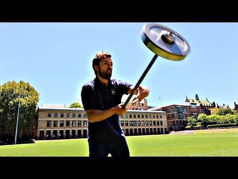 Anti-Gravity Wheel?