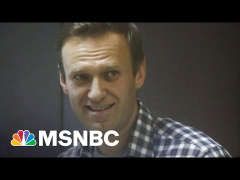 How Navalny Shows Russians And The World There's A Different Way Of Living | Morning Joe | MSNBC