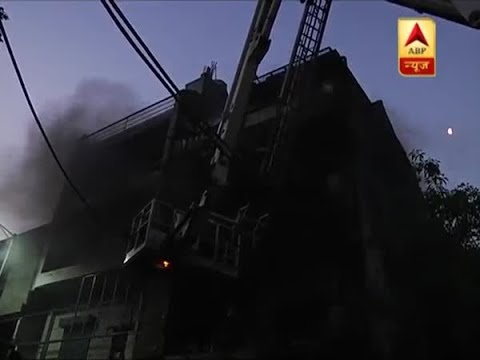 Delhi: Fire breaks out at factory in Dilshad Garden
