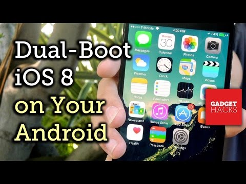 Exclusive! Dual-Boot iOS 8 on Your Android Phone [How-To]