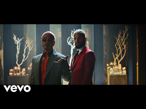 image for Video - Maluma, J Balvin - Qué Pena