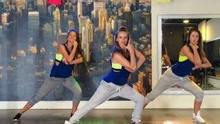 Fun - Pitbull - Easy Fitness Dance  Choreography