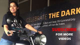 New Royal Enfield Classic- Stealth Black 500 cc